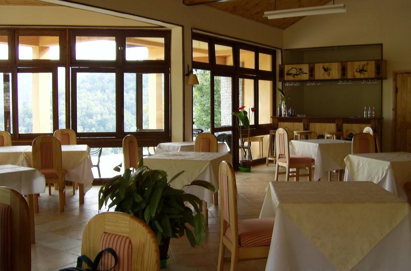 Setam Lodge, Ranomafana, Madagascar, restaurant