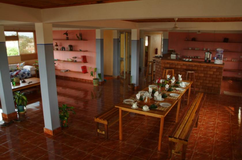 La Terrasse du Voyageur, Diego Suarez, Madagascar, restaurant