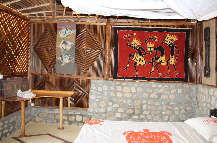 Zahir lodge   nosy be   madagascar   chalet interieur slideshow