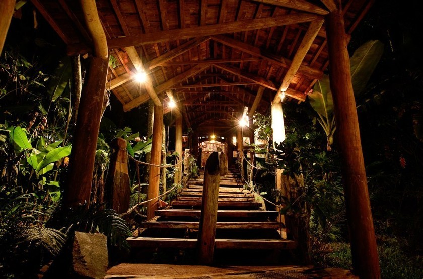 Yacutinga Lodge, Argentine, extérieur