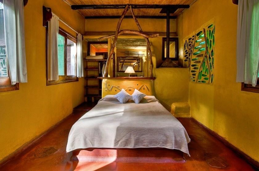 Yacutinga Lodge, Argentine, chambre