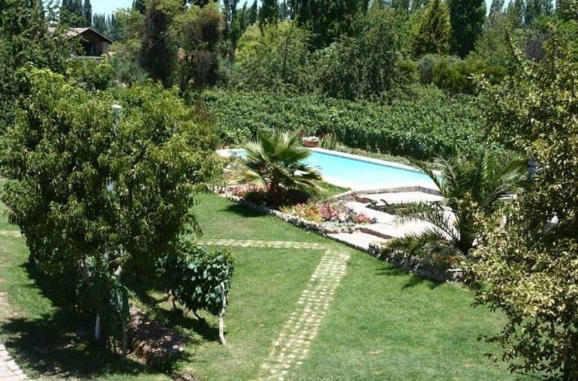 Finca Adalgisa, Mendoza, Malbeck, Argentine, piscine