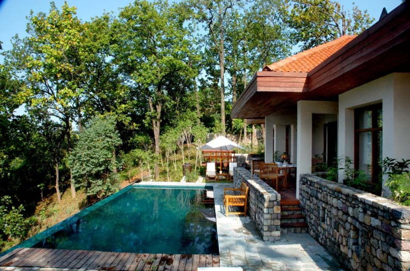 Villa avec piscine slideshow