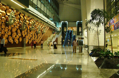 Eaton smart   new delhi airport listing