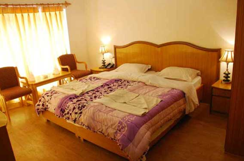 Ladakh Residency, Ley, Inde, chambre