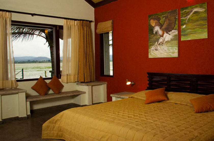 The Cicada Resort, Kabini, Inde, chambre