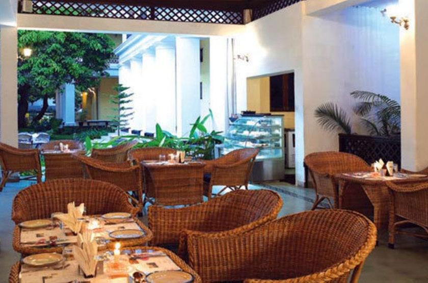 Royal Orchid Metropole, Mysore, Inde, restaurant