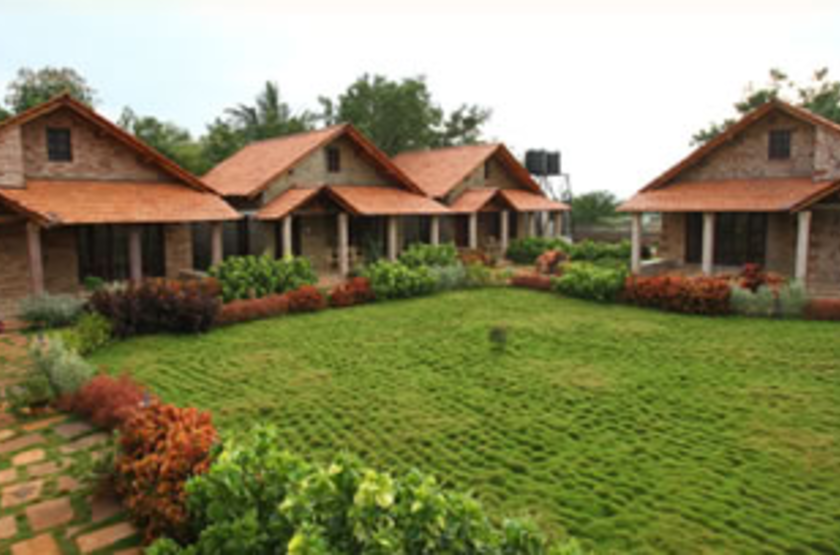 The Heritage Resort, Badami, Inde, cottages