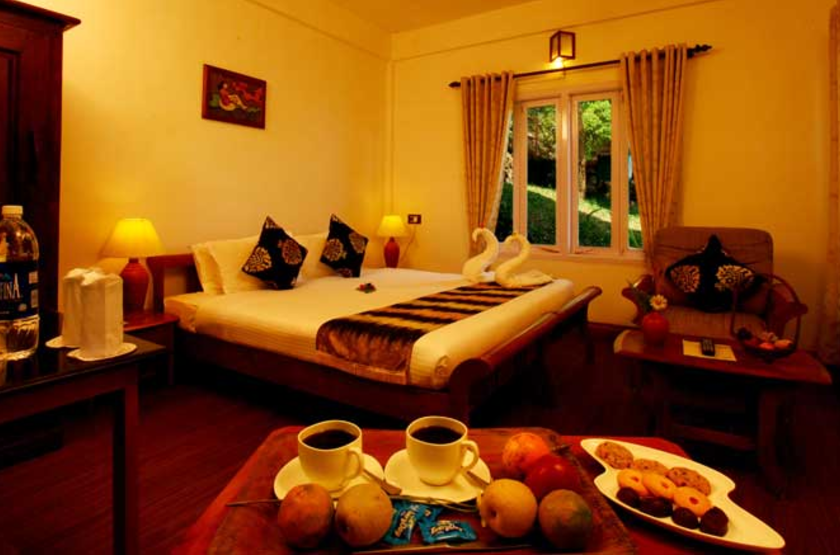 Blackberry Hills Retreat & Spa, Munnar, Inde, chambre