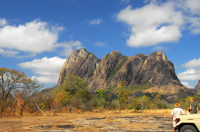 Lugenda Wilderness Camp, Niassa, Mozambique, safari
