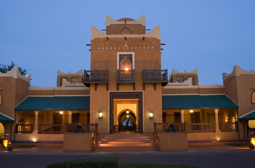 Pemba beach hotel entrance slideshow