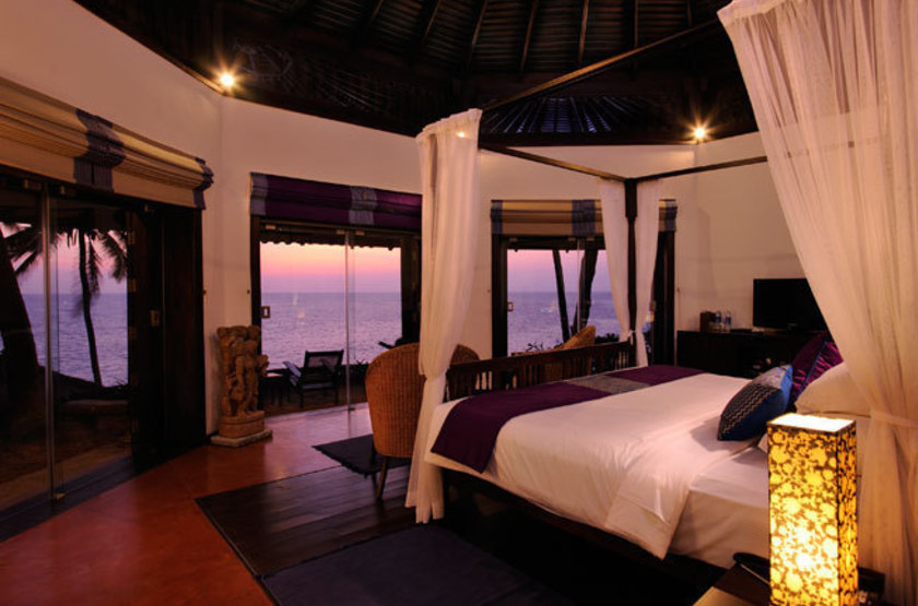 Surya samudra beach   kovalam   cottage slideshow