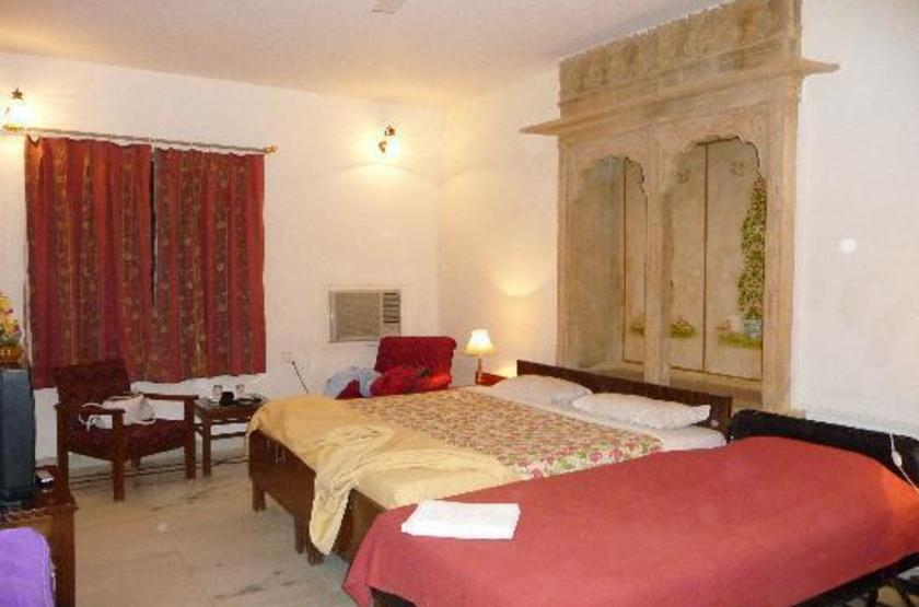 Mandir Palace, Jaisalmer, chambre