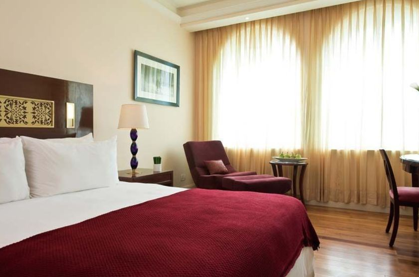 The Gateway Hotel Ganges, Varanasi, Inde, chambre