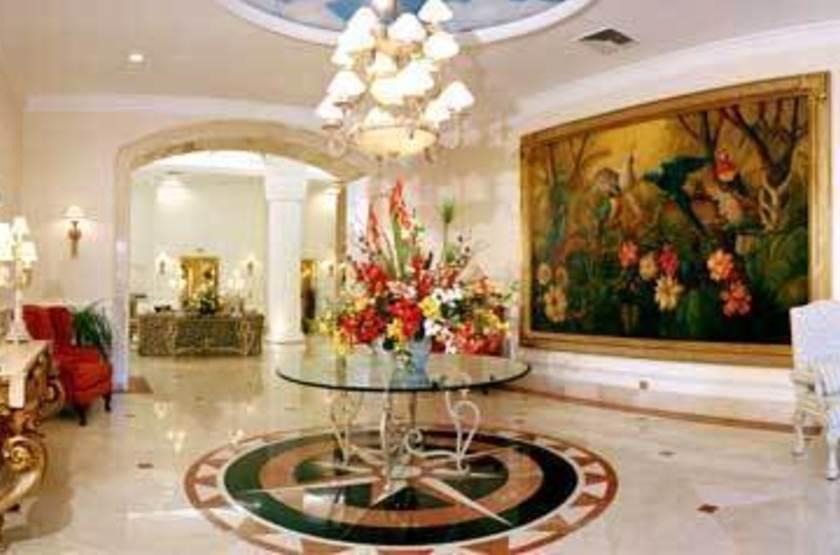 Gran Hotel Diligencias, Veracruz, Mexique, intérieur