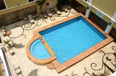 Gran hotel diligencias   piscine listing