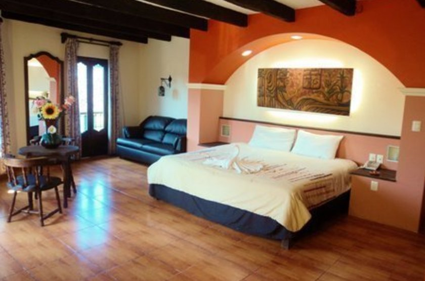 San cristobal de las casas   chambre double slideshow