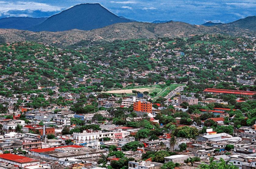 Casa calli   vue de tehuantepec  oaxaca  slideshow