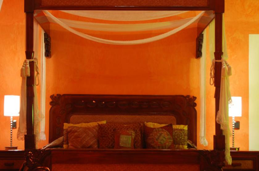 Boutique Hotel Quinta Chanabnal, Palenque, Mexique, chambre