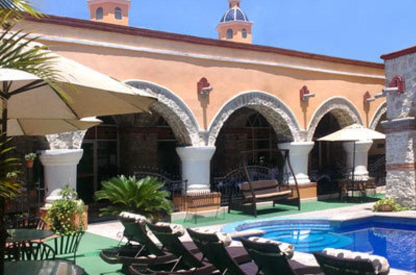 El Tajin Hotel, Paplenta, Mexique, intérieur