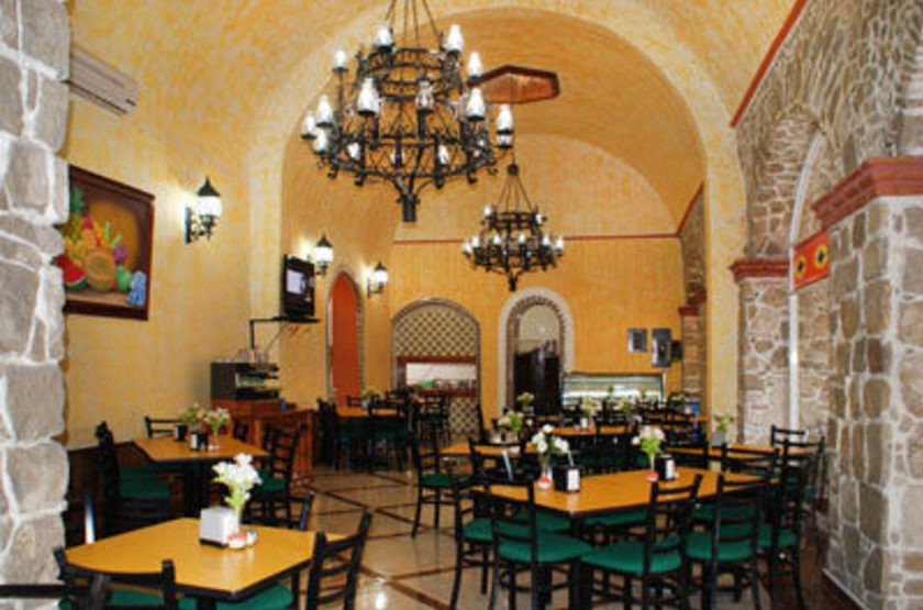 El Tajin Hotel, Paplenta, Mexique, restaurant