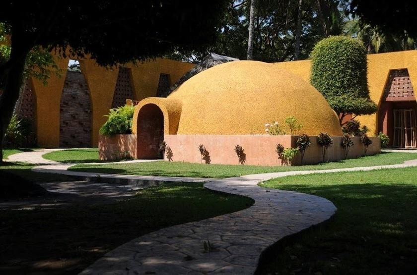 La Finca, Catemaco, Mexique, extérieur