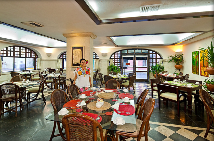 Casa del balam   restaurant slideshow
