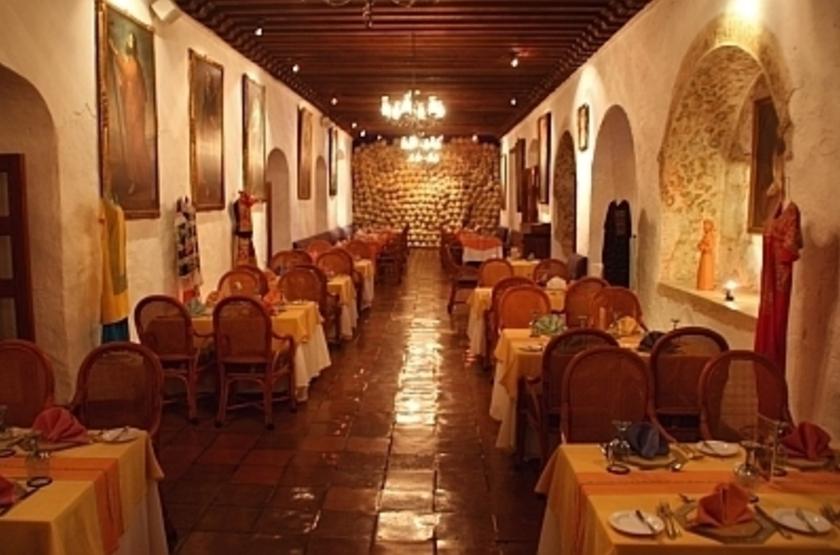 Camino real   vue restaurant slideshow