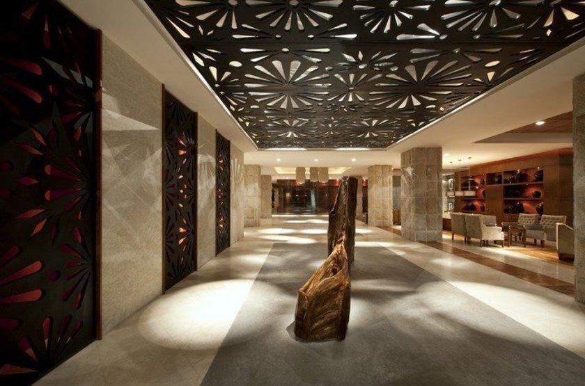 Hyatt Regency, Villahermosa, Mexique, lobby