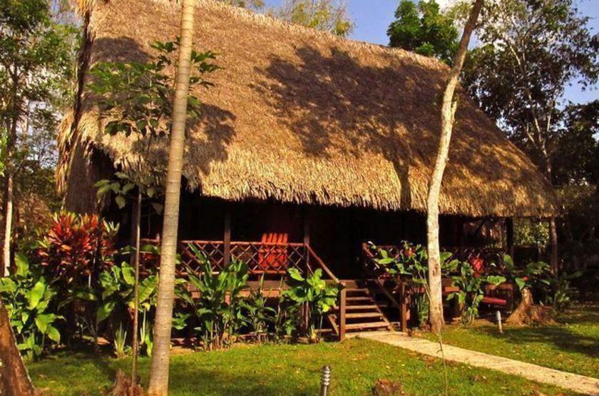 Las guacamayas   vue ext rieur logement slideshow