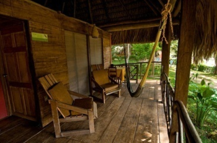Las guacamayas   vue terrasse slideshow