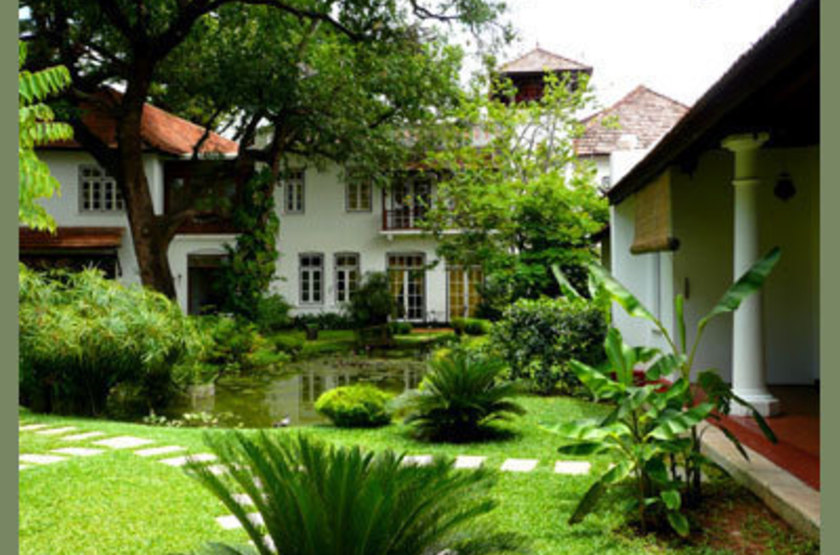 Old harbour   cochin   jardin slideshow