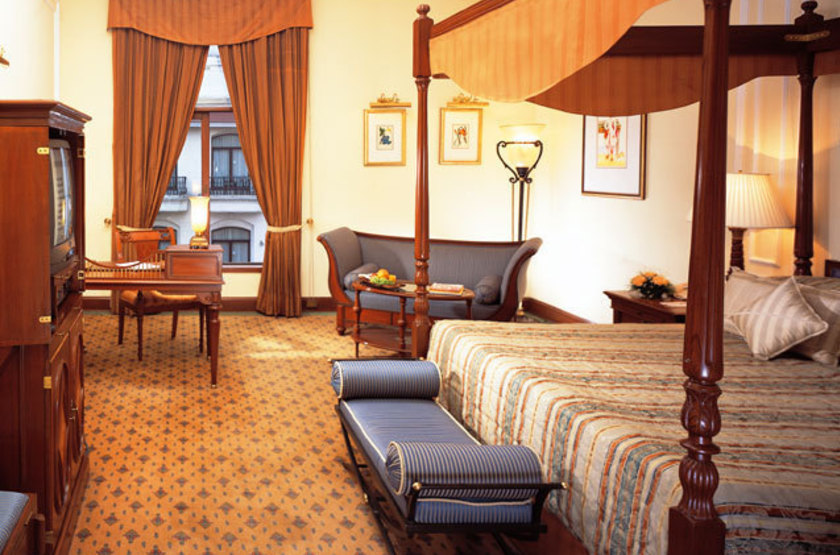 Oberoi grand   calcutta   chambre slideshow