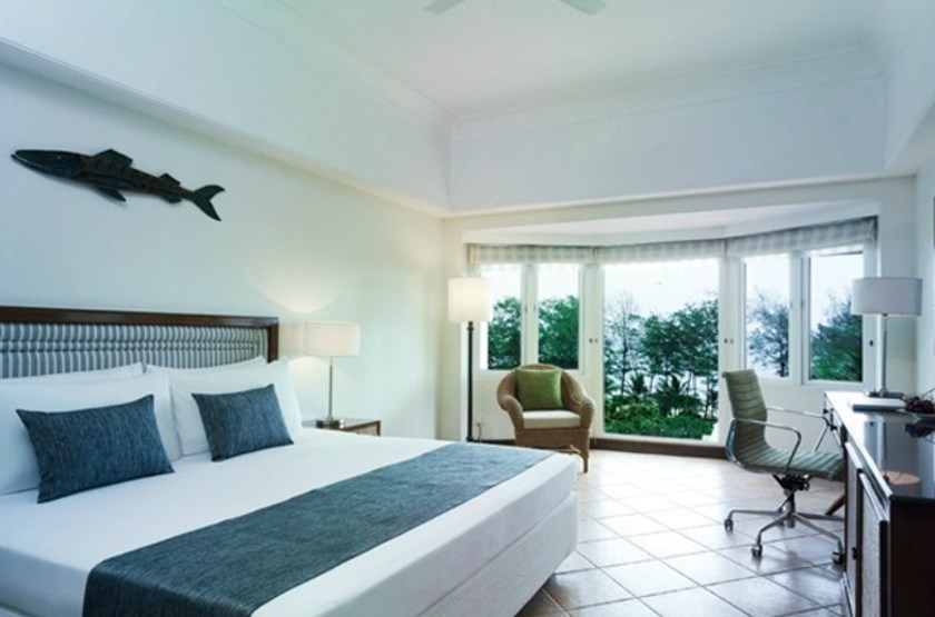Vivanta by Taj Fisherman's Cove, Chennai, Inde, chambre