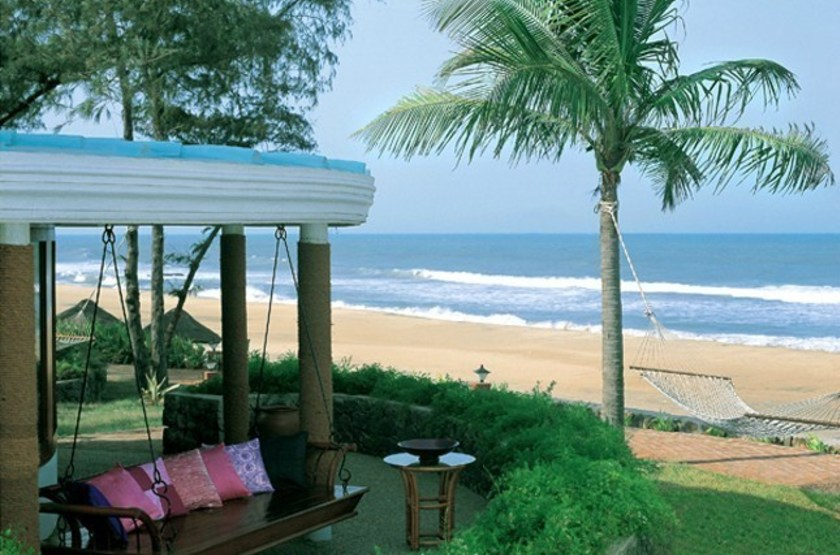 Vivanta by Taj Fisherman's Cove, Chennai, Inde, plage