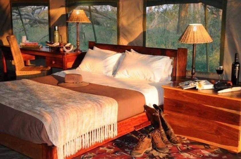 Botswana okavango   macatoo tente2 slideshow