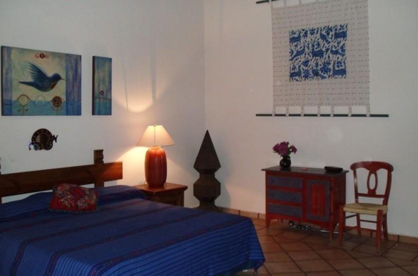 Casa Revolucion 3BR, La Paz House, Mexique, chambre