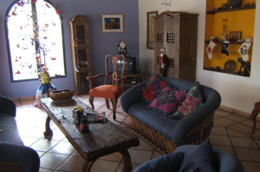 Casa Revolucion 3BR, La Paz House, Mexique, salon