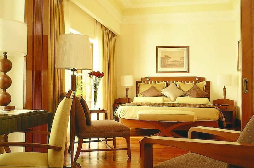 The Imperial Delhi, Inde, chambre