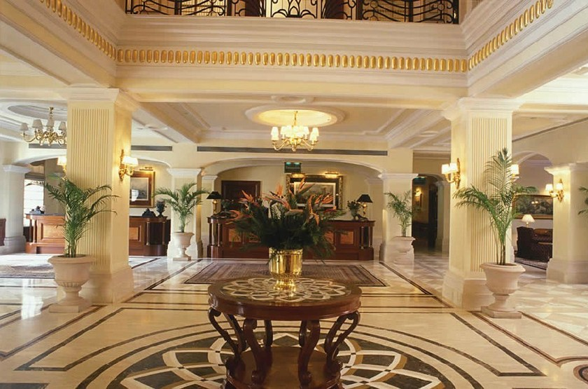 Imperial   delhi   lobby slideshow