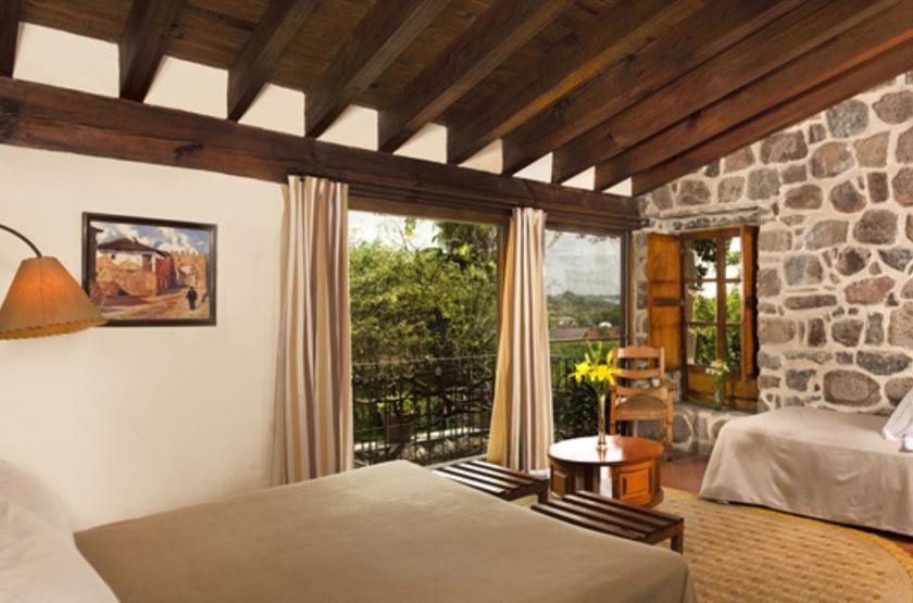 Posada Corazon, San Miguel de Allende, Mexique, chambre