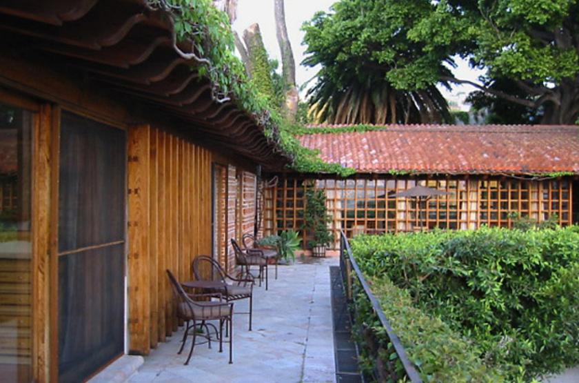 Posada Corazon, San Miguel de Allende, Mexique, terrasse