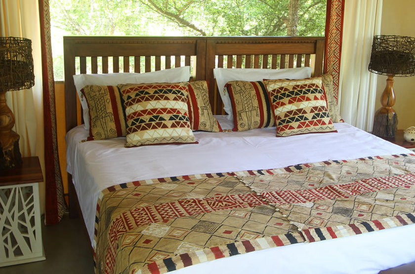 Changa Safari Camp, Matusadona, Zimbabwe, chambre