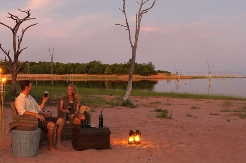 Changa Safari Camp, Matusadona, Zimbabwe