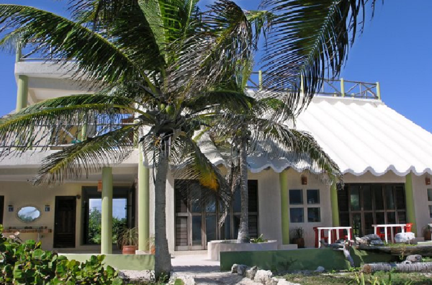 Cabana Cesiak Sian Ka'an, Tulum, Mexique, extérieur