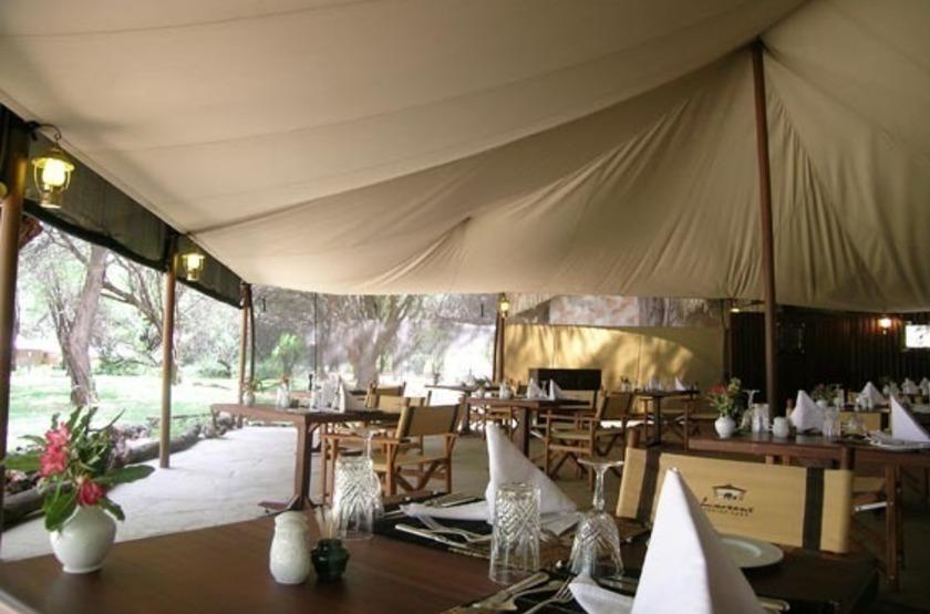 Tente restaurant slideshow