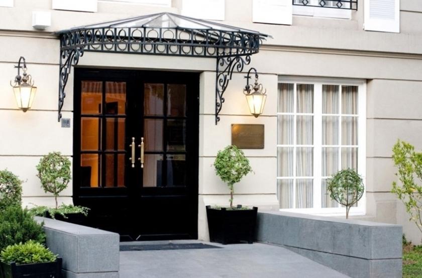 Le Reve Hotel, Santiago, Chili, extérieur