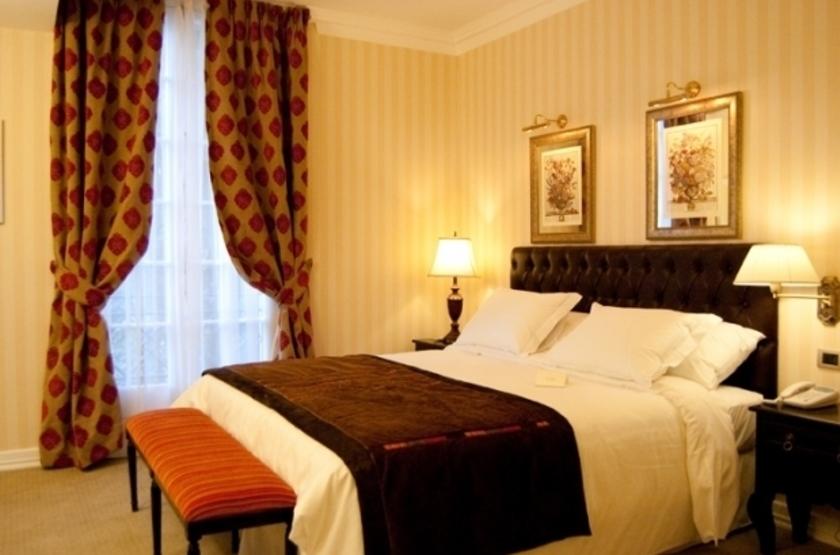 Le Reve Hotel, Santiago, Chili, chambre