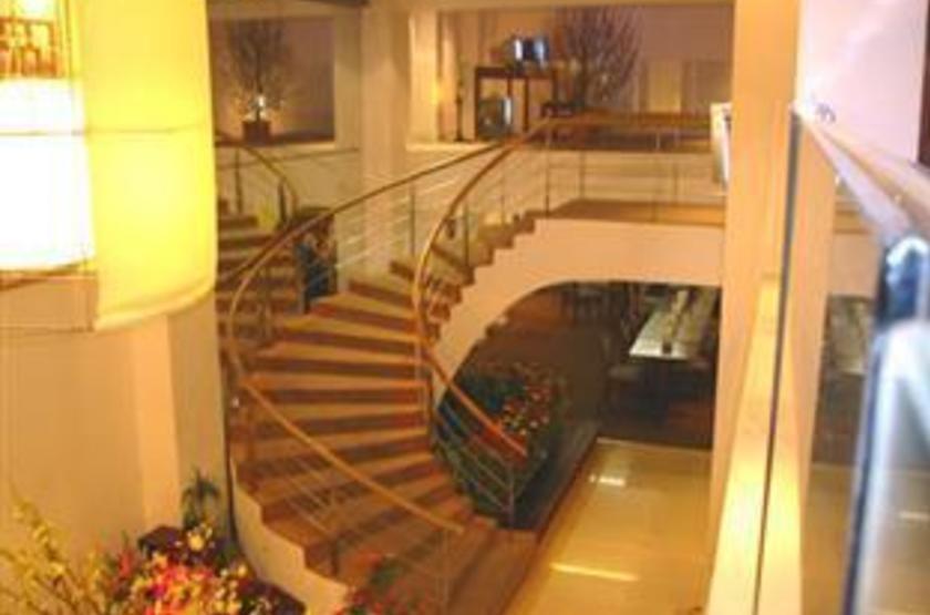 Indochine Hotel, Kon Tum, Vietnam, intérieur
