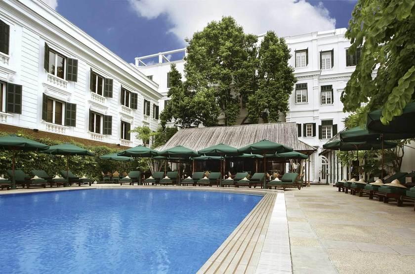 Sofitel Legend Metropole, Hanoi, Vietnam, piscine